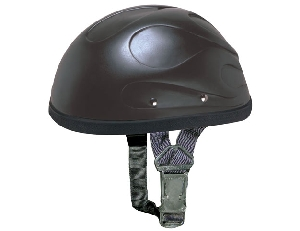 3-D Flame Novelty Helmet