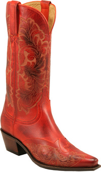 Charlie 1 Horse Lipstick Red Boot