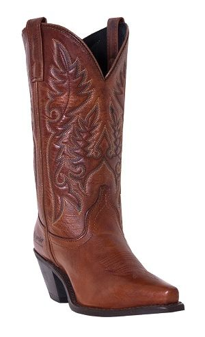 Womens Laredo Boot Burnt Orange