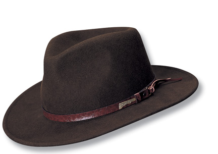 Indiana Jones Crushable Hat