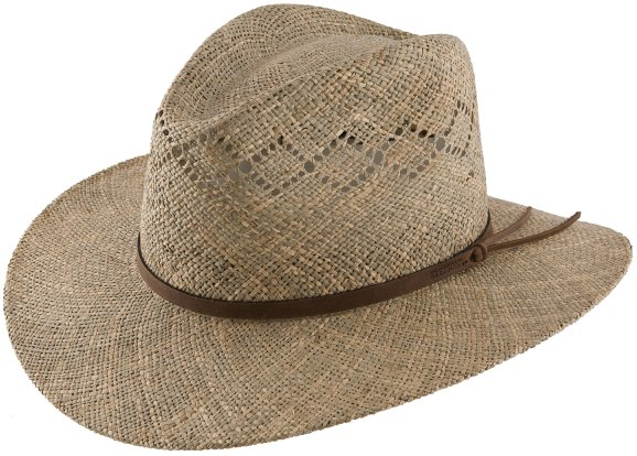 Stetson Dove Mountain Straw Hat