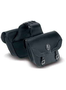 Small Slanted Saddlebag
