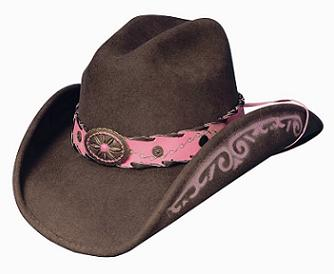 Bullhide Annie Oakley Felt Hat