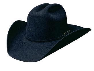 Appaloosa Felt Hat