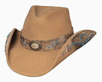Cattle Baron Felt Hat