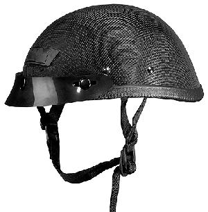 Deluxe Carbon Fiber Novelty Helmet