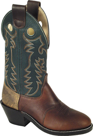 Mens Buckaroo Double H Boot