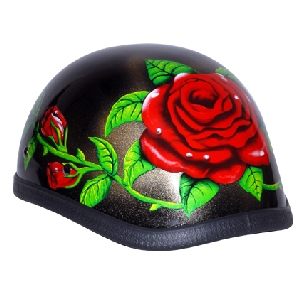 Rose Novelty Helmet