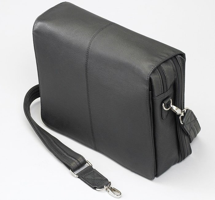 GTM/BLK-26 Flap Over Messenger Bag