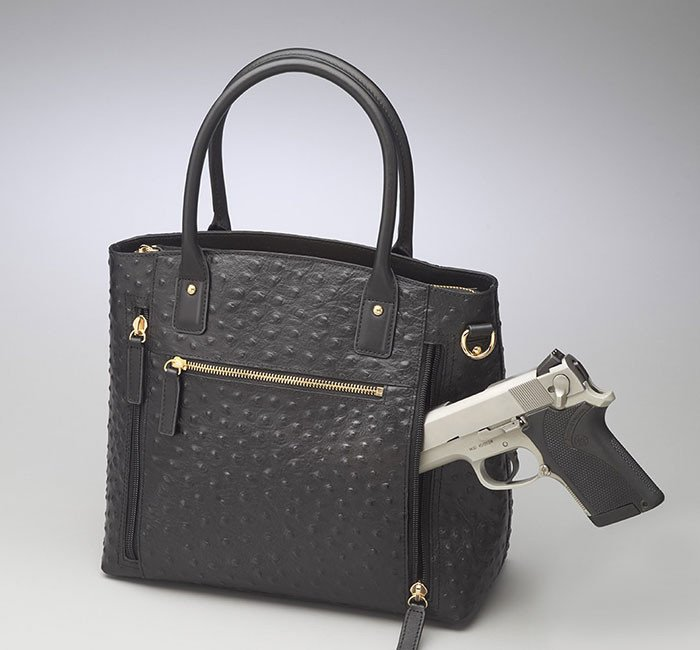 GTM/BLK-51 TOWN TOTE