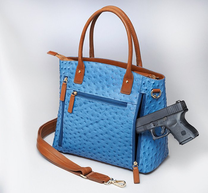 GTM/BLUE-51 TOWN TOTE