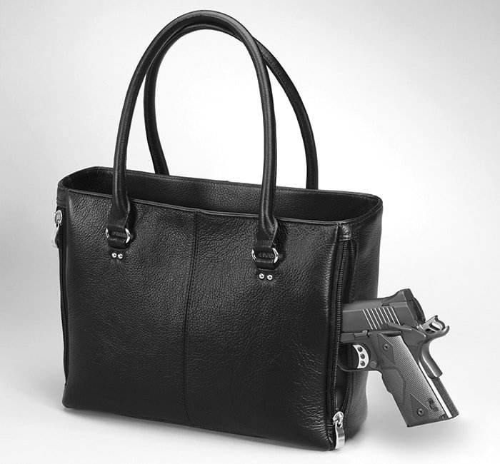 GTM/BLK-62 TRADITIONAL OPEN TOP TOTE
