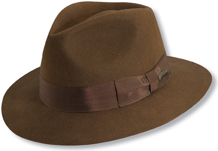 Indiana Jones Felt Hat