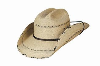 Kenny Straw Cowboy Hat