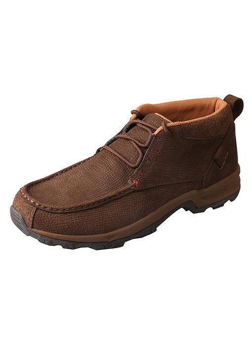 Men's Hiker Shoe – Chocolate