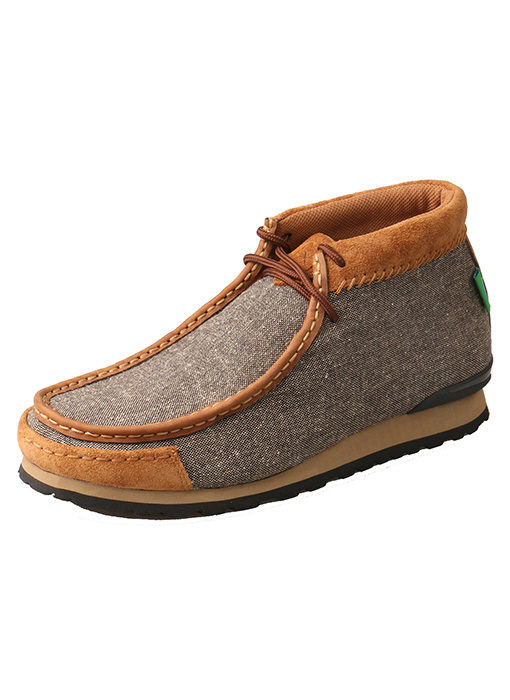 Men's Athleisure Chukka Dust/Tan