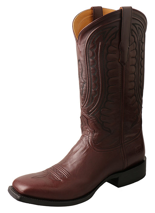 Men's Classic Rancher Boot Black Cherry