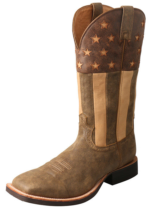 Men's VFW Ruff Stock Boot