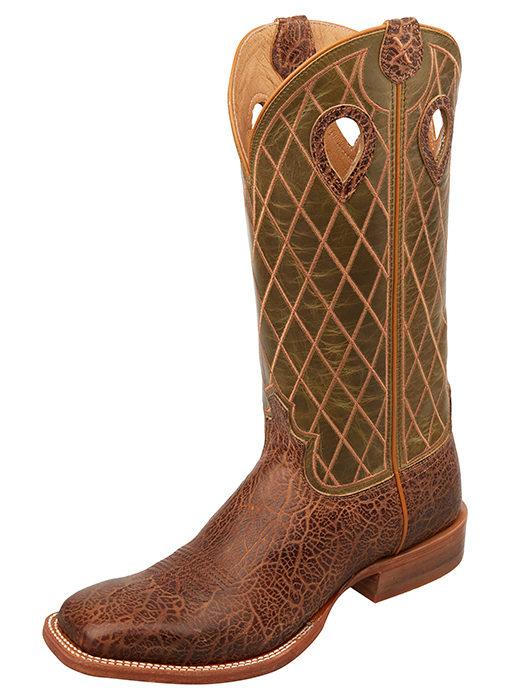 Men's Ruff Stock Boot – Chocolate/Pine
