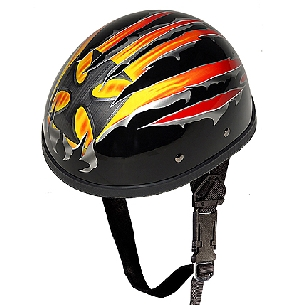 Iron Cross Novelty Helmet