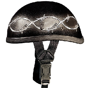 Barbed Wire Novelty Helmet
