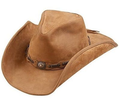 Stetson Roxbury Leather Rust