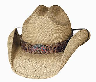 Southern Comfort Straw Hat