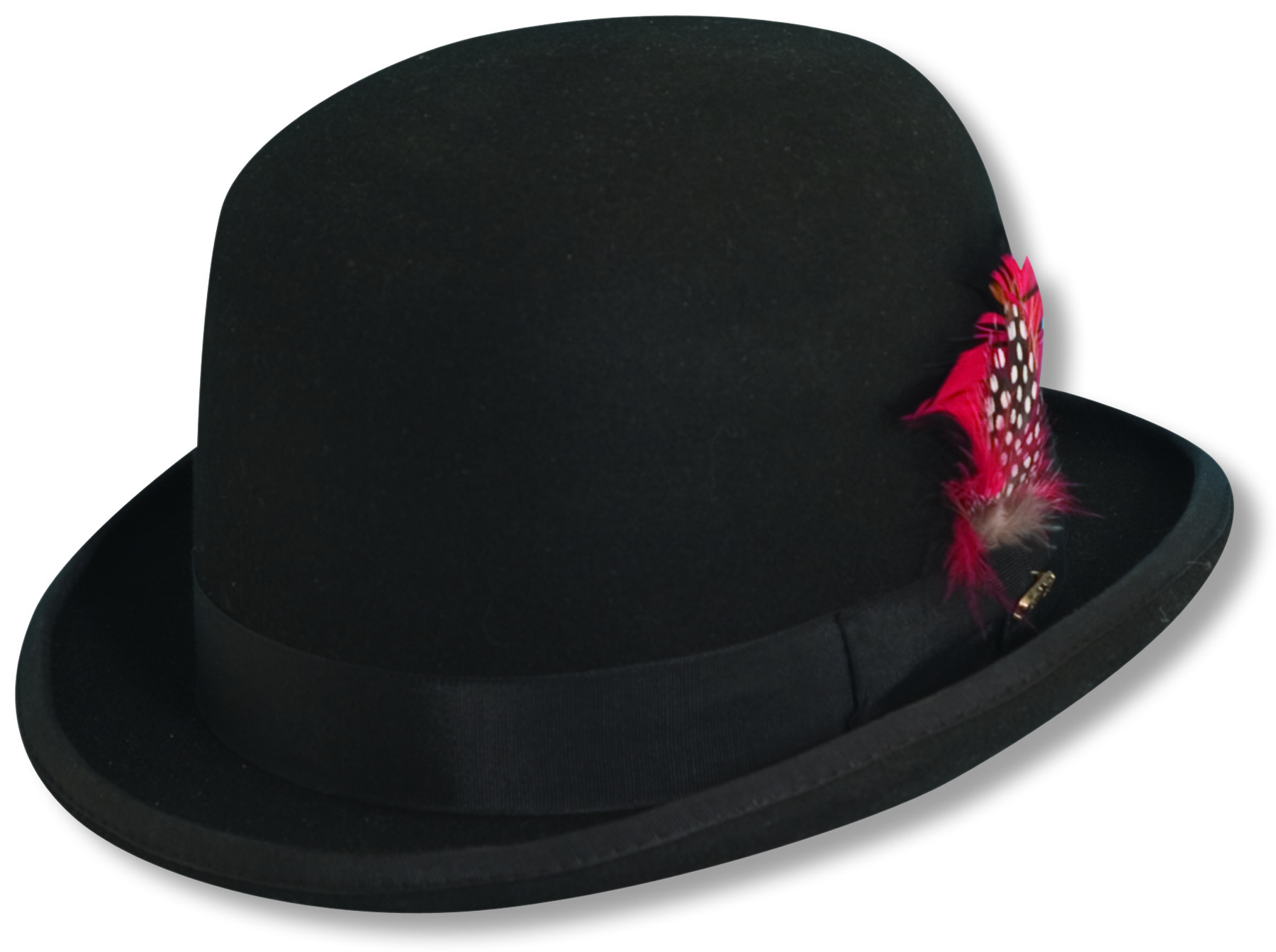 Derby Hats Black