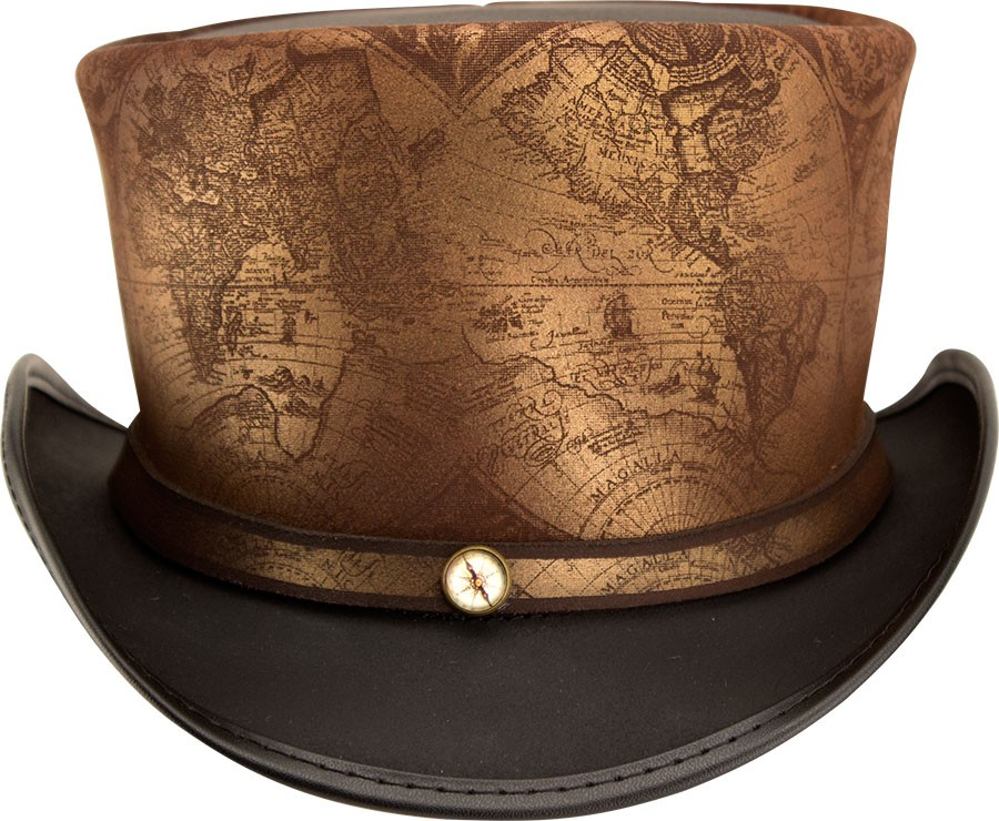 Head N' Home Steampunk hAtlas