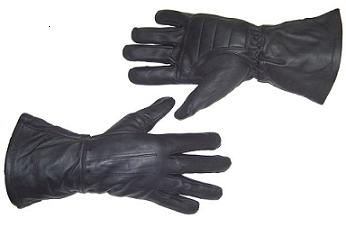 Classic Gauntlet Lined Gloves