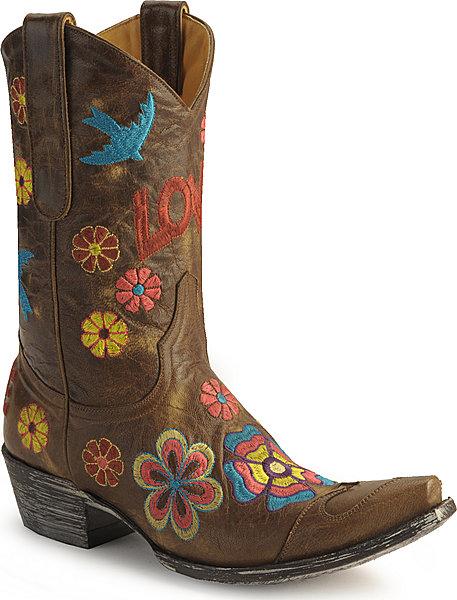Old Gringo Ultra Vintage Checruda Boots