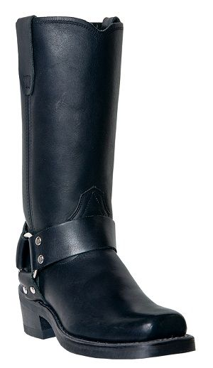 Womens Dingo Harness Boot Black