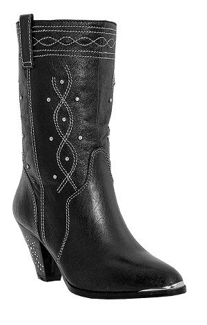 Womens Rhinestone Dingo Boots
