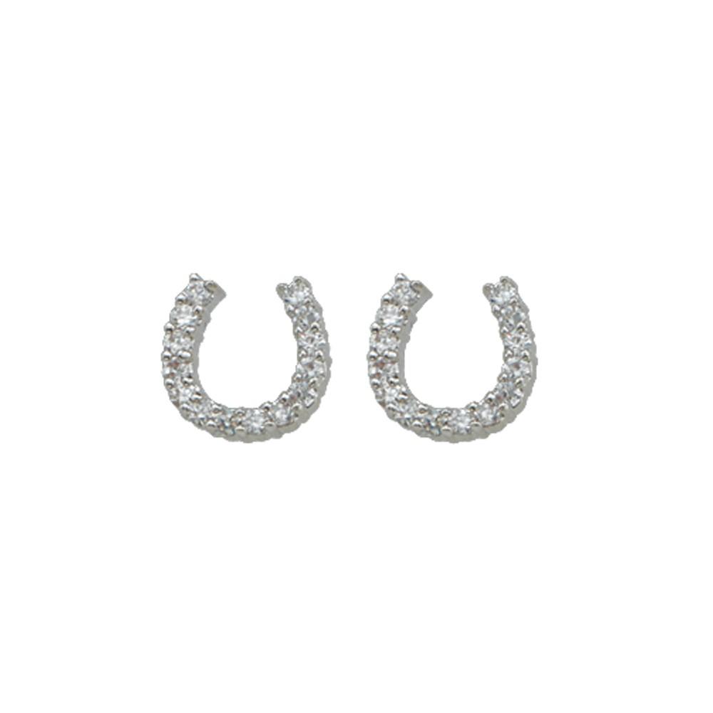 Tiny Rider Post Earrings (ER1251)