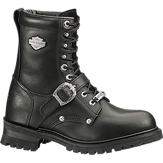 Mens Harley Davidson Boot Faded Glory