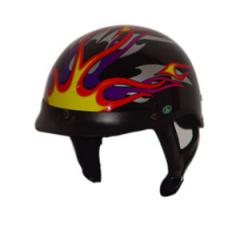 Flame Shorty Helmet