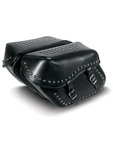 Slanted Bolt-on Saddlebag