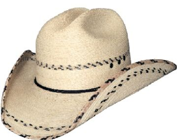 Kids Kenny Straw Hat