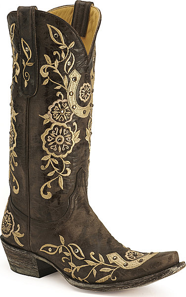 Womens Old Gringo Lucky Boot