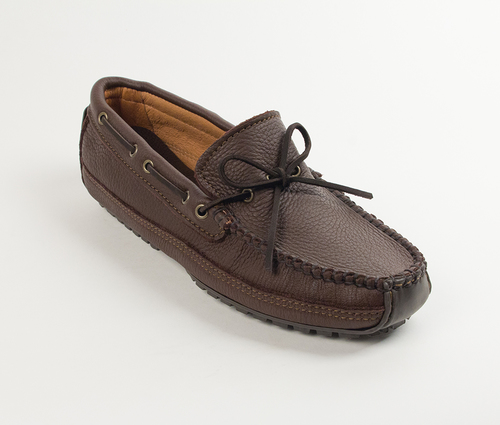 Men's Moosehide Weekend Moccasin