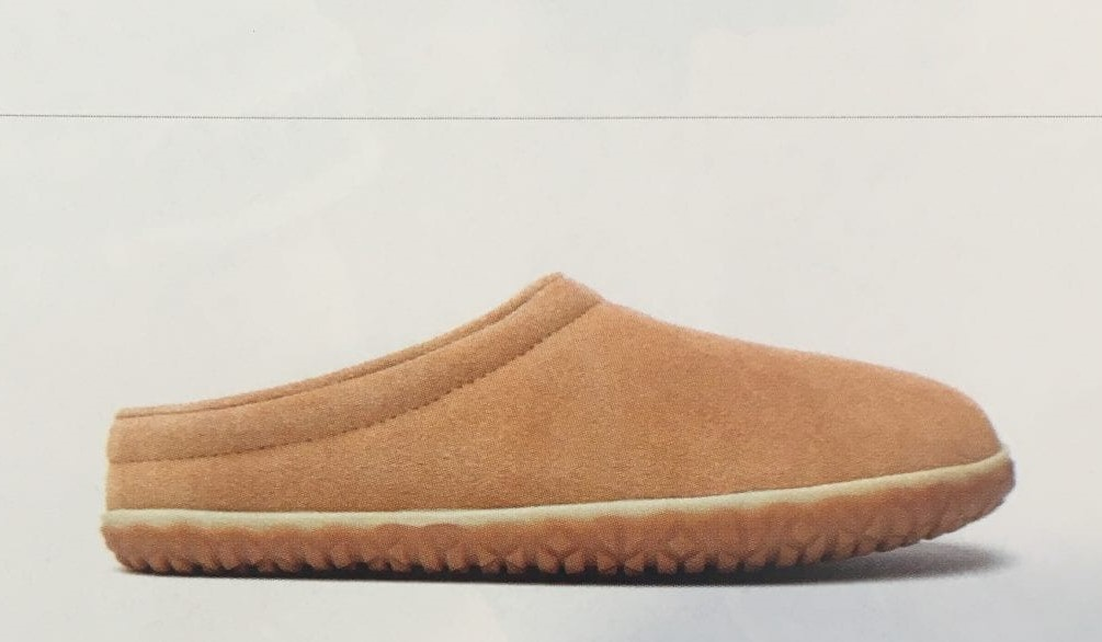 Men's Suede Taylor Cinnamon Slipper Avail 6/21/2019