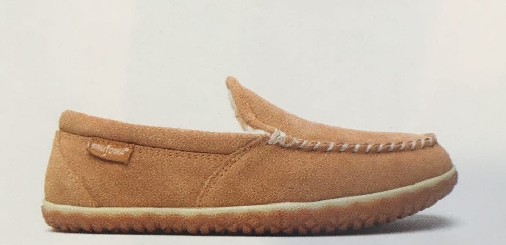Men's Suede Tilden Cinnamon Slipper Avail 6/21/2019
