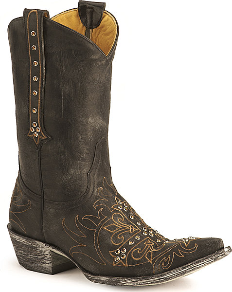 Old Gringo Milagros Cross Western Boot