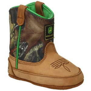 Infant Mossy Oak Johnny Poppers