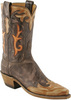 Womens Lucchese 1883 Destroyed Buffalo Boot