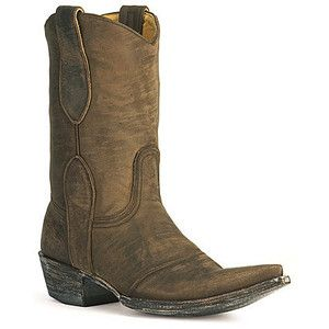 Womens Old Gringo Papaya Boot