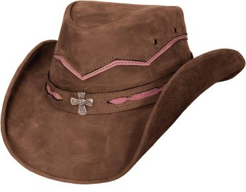 Bullhide Serenity Leather Hat