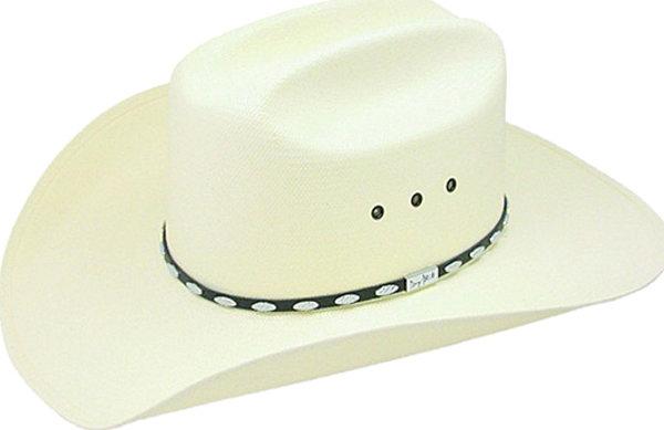 George Strait Cowboy Hat Silver Eagle