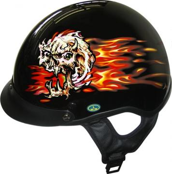 Skull Head Helmet