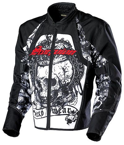Scorpion Skullbucket Jacket